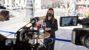 Ministerit kommentoivat koronarajoitusten purkua
