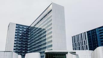 Meilahden tornisairaala Helsingissä.