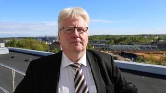 Helsingin poliisilaitoksen apulaispoliisipäällikkö Heikki Kopperoinen