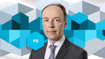 Puheenjohtajatentti: Jussi Halla-aho