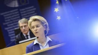 Eurooppa-päivää juhlistetaan Strasbourgissa