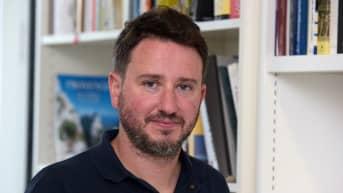 EU Tax Observatory -tutkimuslaitoksen johtaja Gabriel Zucman