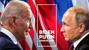 Bidenin ja Putinin huippukokous