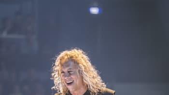 Metallica, Hartwall Arena, Kirk Hammett
