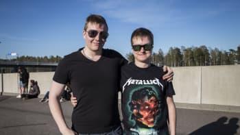 Metallica, Hartwall Arena, faneja
