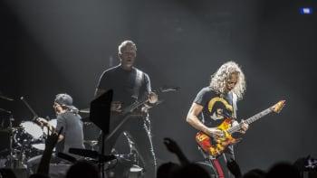 Metallica, Hartwall Arena, Lars Ulrich, James Hetfield, Kirk Hammett