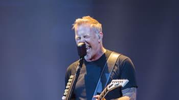 Metallica, Hartwall Arena, James Hetfield
