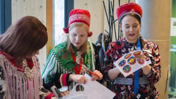 Sámi álbmotbeaivi 6.2.2019 / Saamelaisten kansallispäivä 6.2.2019.