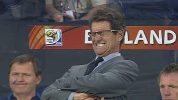 Fabio Capello irvistää