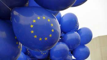 EU-ilmapallo.
