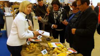 Peruna on maa- ja kotitalousnaisten kampanjan kohteena tänä vuonna.