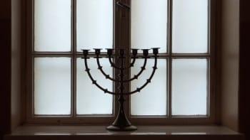 Turun juutalainen seurakunta synagoga menora