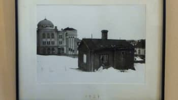 Turun juutalainen seurakunta synagoga 1927