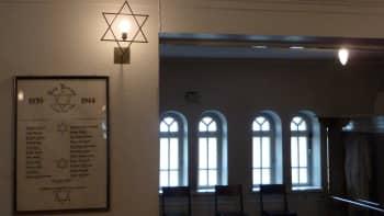 Talvi- ja jatkosodissa kaatui 23 Suomen juutalaista. Yhteisön kokoon suhteutettuna kaatuneiden määrä on suurin Suomen kirkkokunnista.