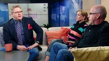 Jan Erola, Jeanette Björkqvist ja Kalle Isokallio.