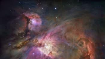Orionin sumu M42.