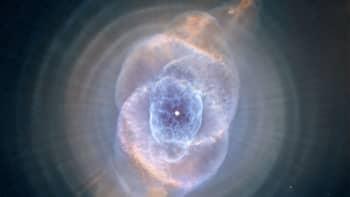 Kissansilmäsumu NGC6543.