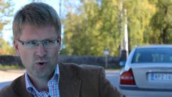 Multian POP:in johtaja Arto Laitinen