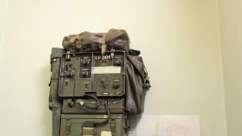 Armeijan viestintäväline ajalta ennen Nokiaa