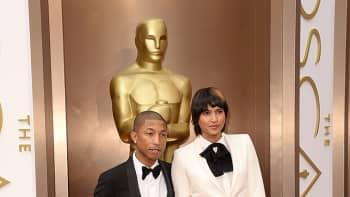 Pharrell Williams ja Helen Lasichanh.