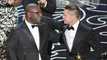 Steve McQueen ja Brad Pitt.