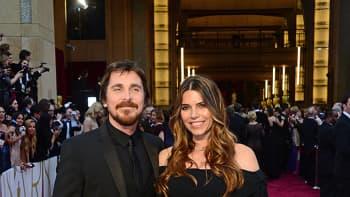 Christian Bale ja Sibi Blazic.