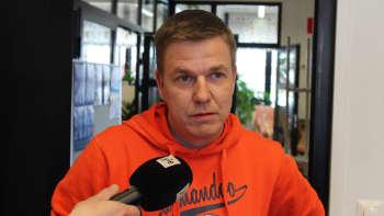 Tuomas Skantz johtaa Keski-Suomen Betonirakennetta ilman kravattia ja ajaa tarvittaessa 120.000 työkilometriä vuodessa.