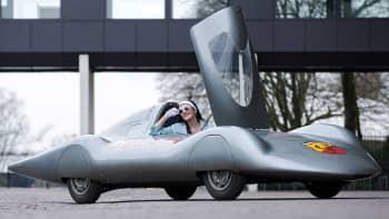 Abarth 1000 Pininfarina Record 1960.