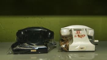 väestönsuojatarvikehuutokauppa kuopio vss-varasto katastrofi valmistautuminen selviytyminen lankapuhelin pakkauksessa