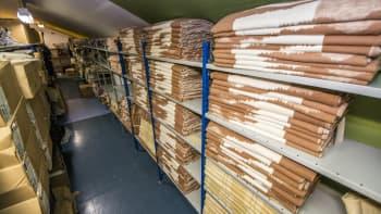väestönsuojatarvikehuutokauppa kuopio vss-varasto katastrofi valmistautuminen selviytyminen huopa