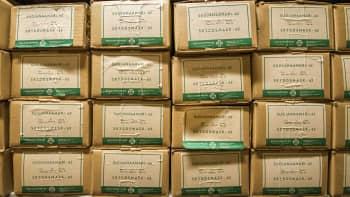 väestönsuojatarvikehuutokauppa kuopio vss-varasto katastrofi valmistautuminen selviytyminen suojanaamari
