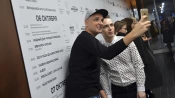 Pietarin muotiviikot, venäläinen muoti, selfie