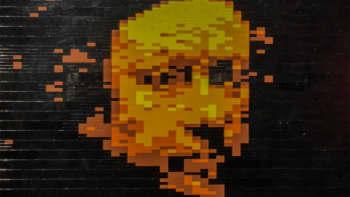 Nathan Sawaya, Art of the Brick, lego, Remnrandt, omakuva