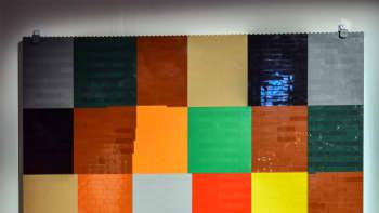 Nathan Sawaya, Art of the Brick, lego, Paul Klee