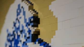 Nathan Sawaya, Art of the Brick, lego, Kanagawa, Suuri aalto