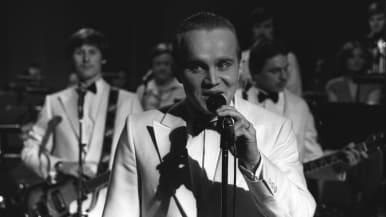 Leevi and the Leavings Euroviisukarsinnoissa (1981).