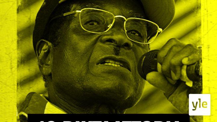 Opettaja Robert Mugabe