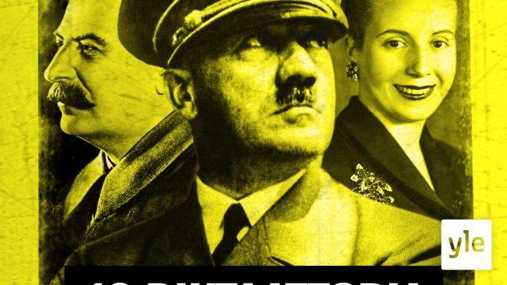 12 diktaattoria, uusia jaksoja marraskuussa