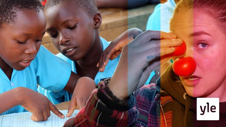 Näsdagen finns till för att hjälpa utsatta barn i fattiga länder: 12.11.2020 15.54