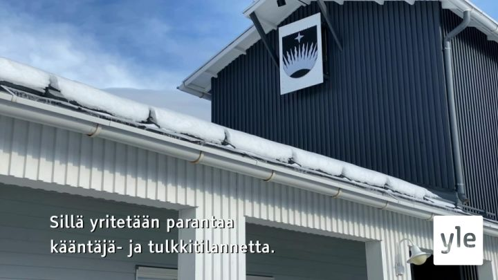 Yle Oddasat: 14.04.2021 16.50