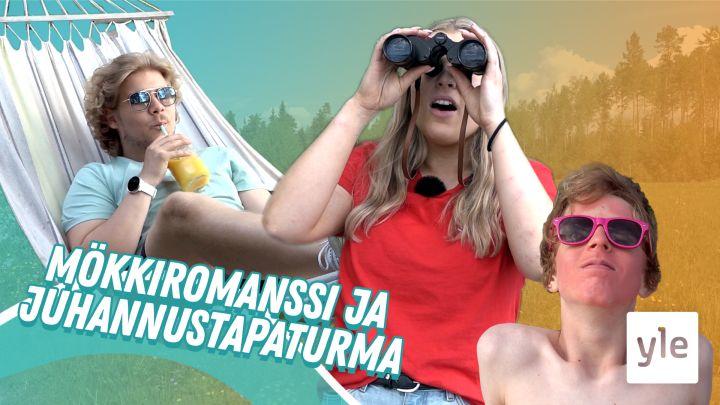 Juhannus mökillä: odotukset vs. todellisuus: 21.06.2021 15.00