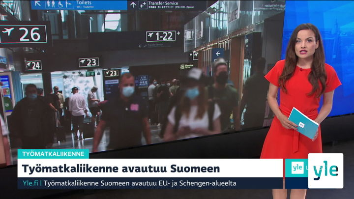 Yle Uutiset 7.30: 21.06.2021 07.53