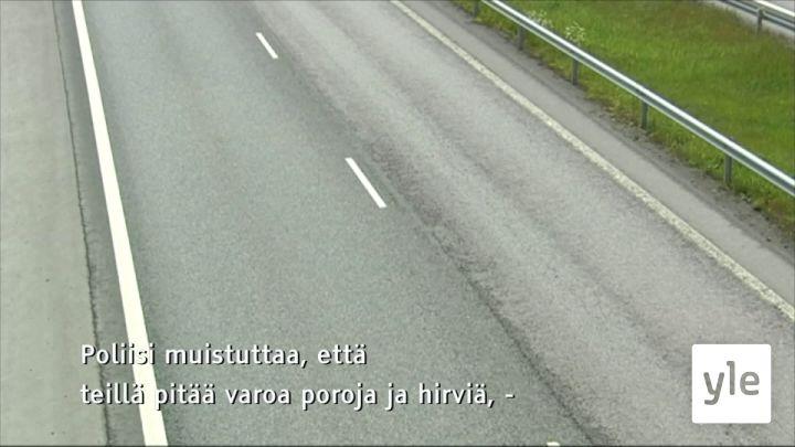 Yle Oddasat: 24.06.2021 16.50