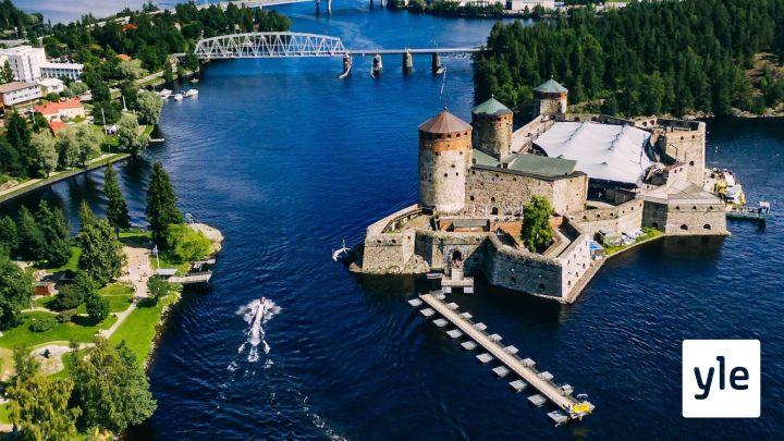Kadonnutta Savonlinnaa etsimässä - kuinka kaupunki käännetään takaisin raiteilleen?