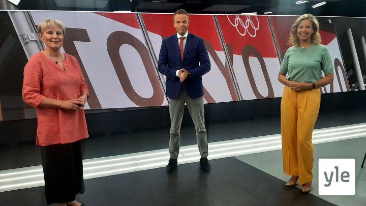 Tokion olympialaiset avataan virallisesti: 23.07.2021 09.30
