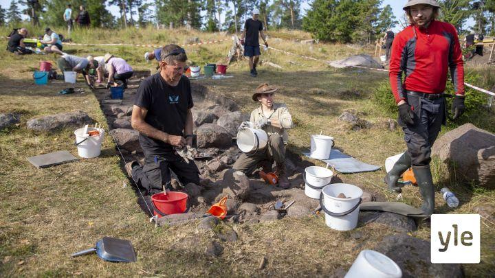 Valtava ilmastokatastrofi autioitti pohjolaa 500-luvulla, mutta Ahvenanmaa sai uutta väkeä : 15.09.2021 12.14