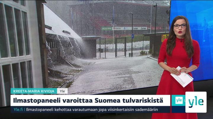 Yle Uutiset klo 7.30: 23.09.2021 07.58
