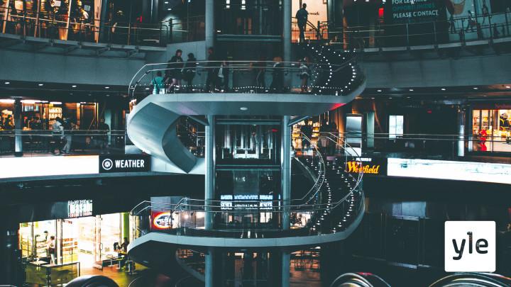 Kauppakeskukset - neliöt ja tulevaisuus