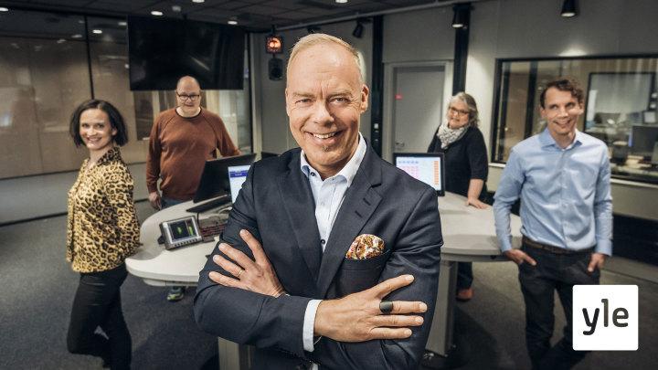 Suomi menestyy aina kun päässä on naamari tai kypärä