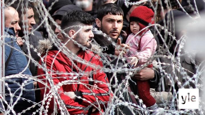 Pakolaispolitiikka kulkee kriisistä toiseen